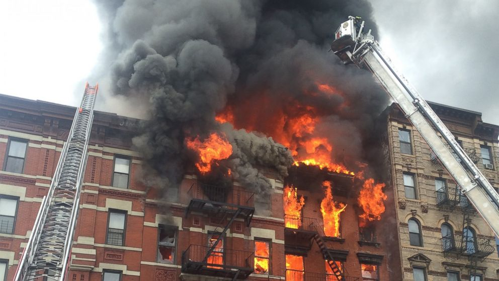 NYC Building Fire: Restaurant Owner Smelled Gas Before ...