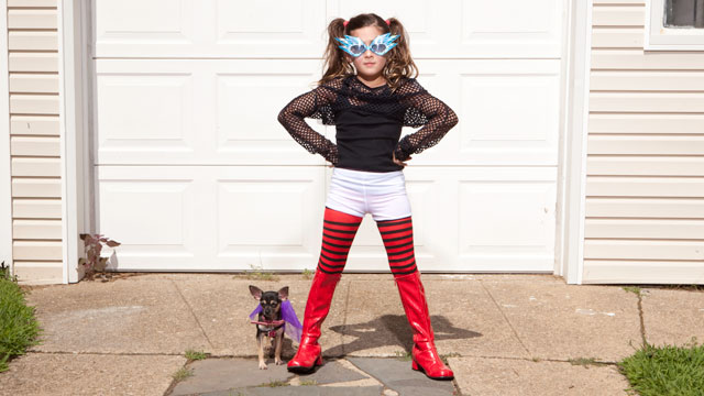 photo get last minute halloween costume tips for your children and dogs
