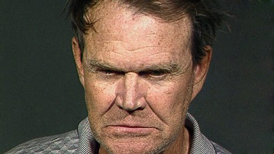 PHOTO: Country singer Glen Campbell, Nov. 24, 2003, in this Maricopa County Sheriff's Office booking photo at the Madison Street Jail in Phoenix.