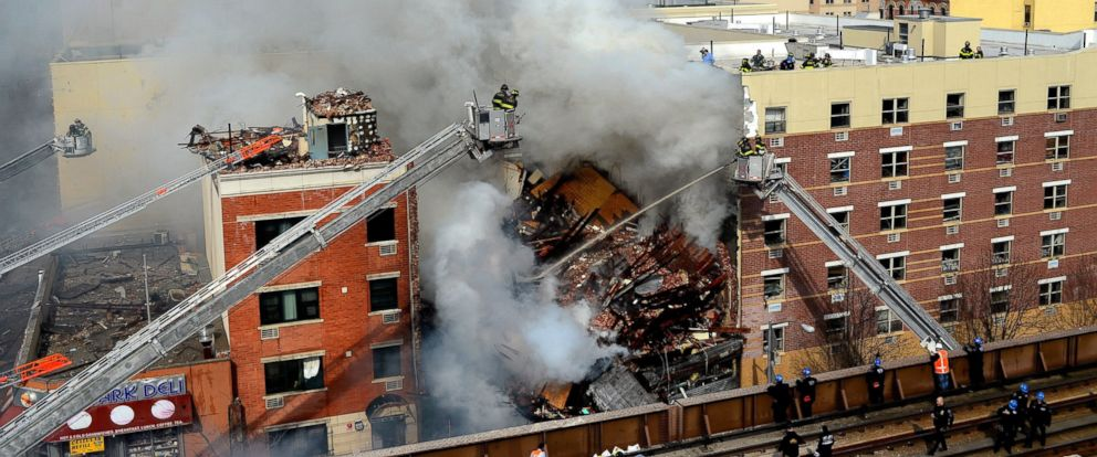 Eighth Body Found in New York City Building Explosion