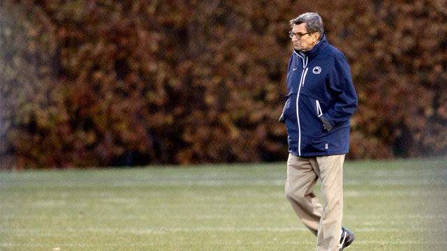 PHOTO: Joe Paterno
