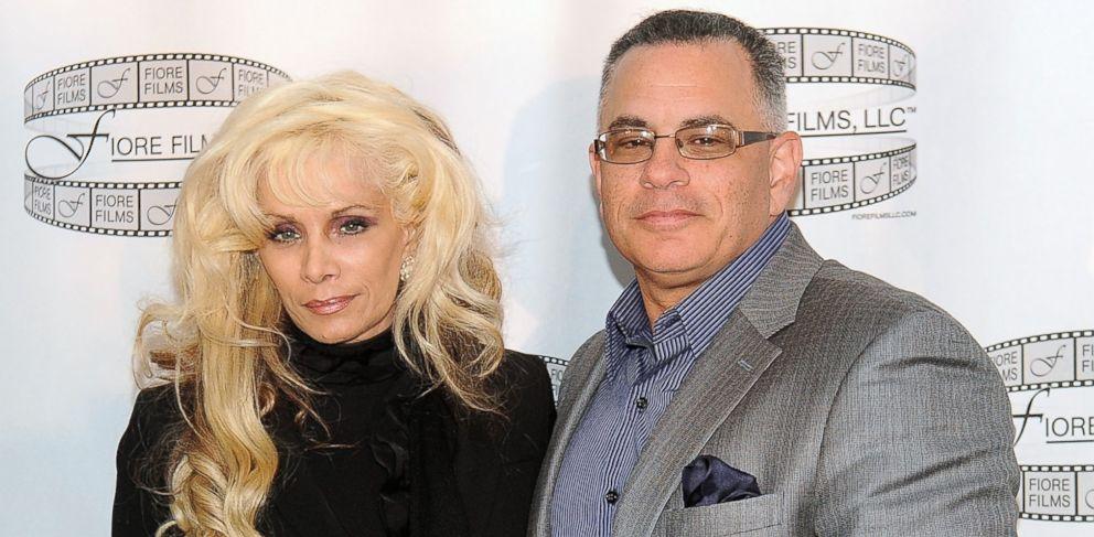 PHOTO: John Gotti, Jr. and sister Victoria Gotti attend a press conference, April 12, 2011, in New York.