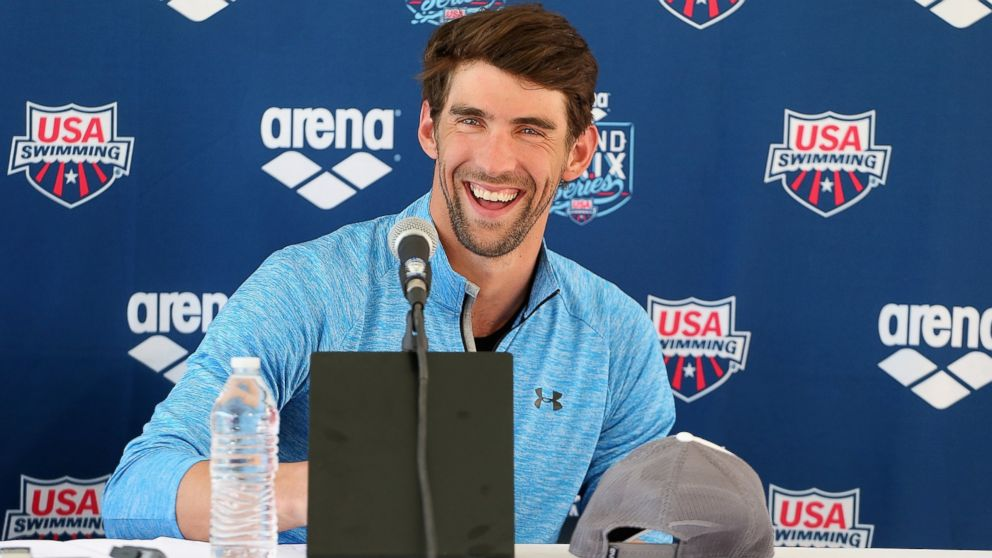 Michael Phelps: Latest News, Photos, Videos on Michael ...
