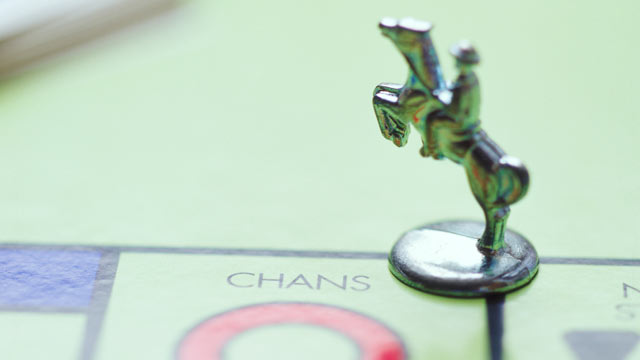 PHOTO: Monopoly is holding a vote to replace an old token with a new one.