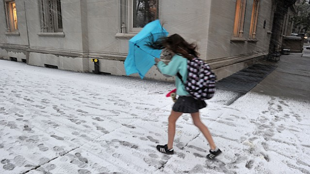 Winter Weather for the Northeast