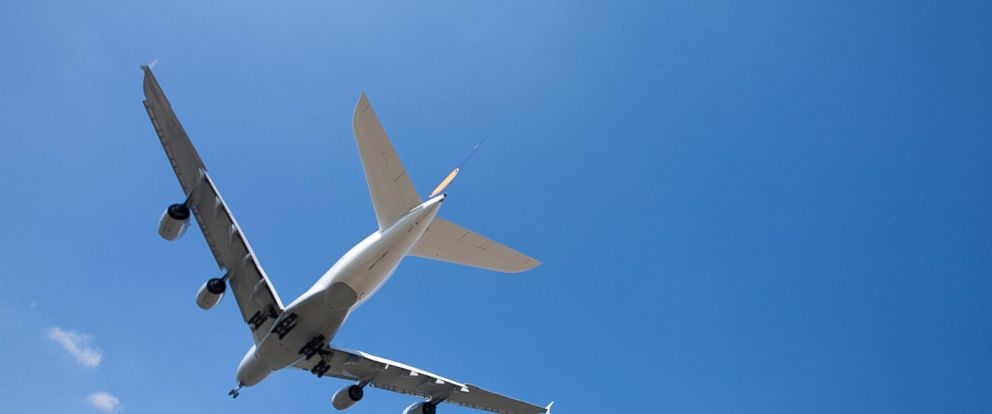 PHOTO: A stock image of an airplane.