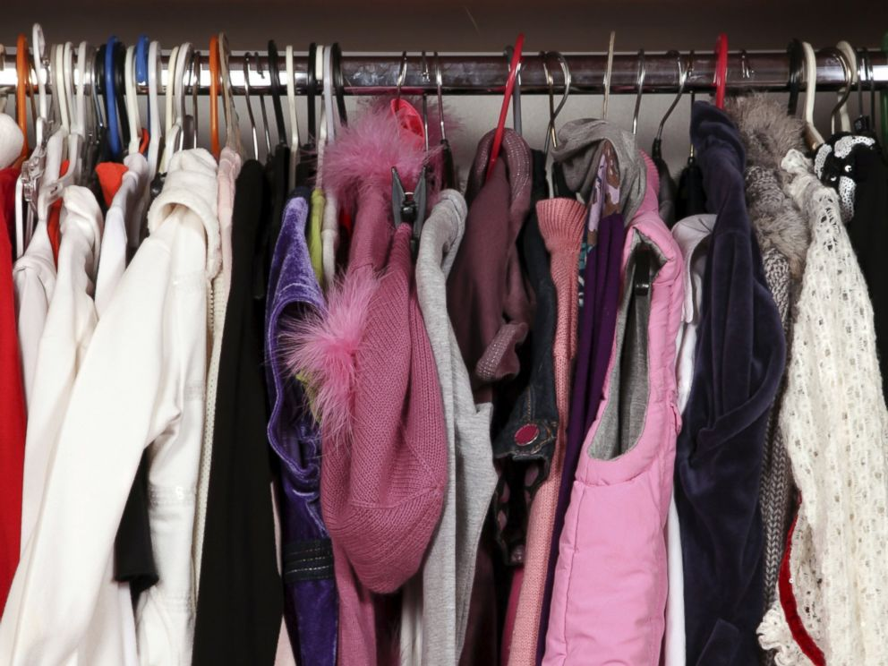 PHOTO: A closet is seen in this undated stock photo.
