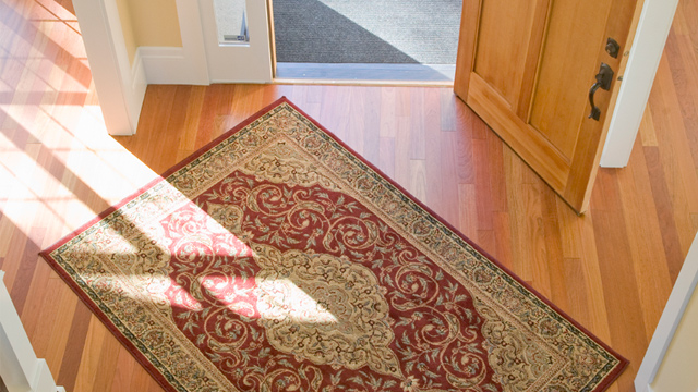 How To Protect Your Hardwood Floors Over The Holidays Abc News