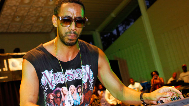 PHOTO: Ryan Leslie performs at Marcus Garvey Park, Aug. 11, 2011 in New York City.