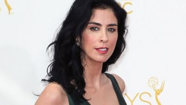PHOTO: Actress/writer Sarah Silverman attends the 66th Annual Primetime Emmy Awards at the Nokia Theatre L.A. Live, Aug. 25, 2014 in Los Angeles, California.