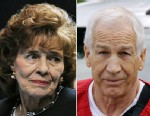 PHOTO: Sue Paterno and Jerry Sandusky