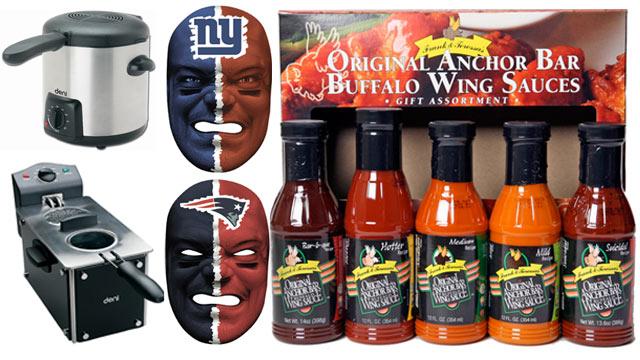 PHOTO: Good Morning America has great Super Bowl deals.