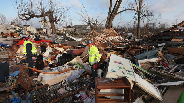 PHOTO: Tornado
