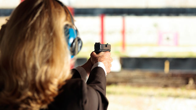 PHOTO: Teachers in Utah may start to get weapons training after the recent school shooting in Newtown, Conn.