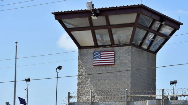 Commander of prison at Guantanamo is fired