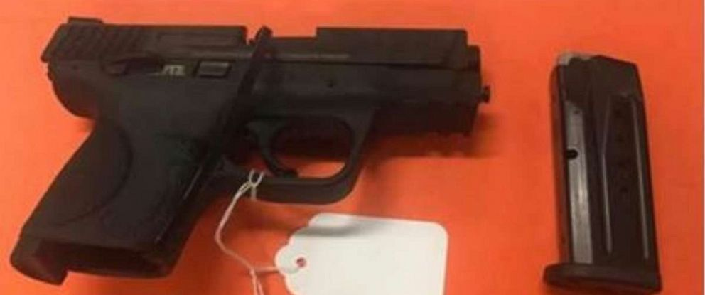 PHOTO: A 6-year-old boy brought a loaded handgun to school in Columbus, Ohio, on Wednesday, Oct. 6, 2019.
