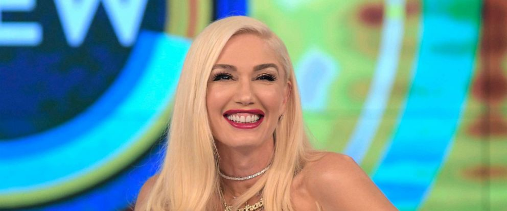 """PHOTO: Gwen Stefani guests on ABCs """"The View"""" Tuesday, Sept. 24, 2019."""