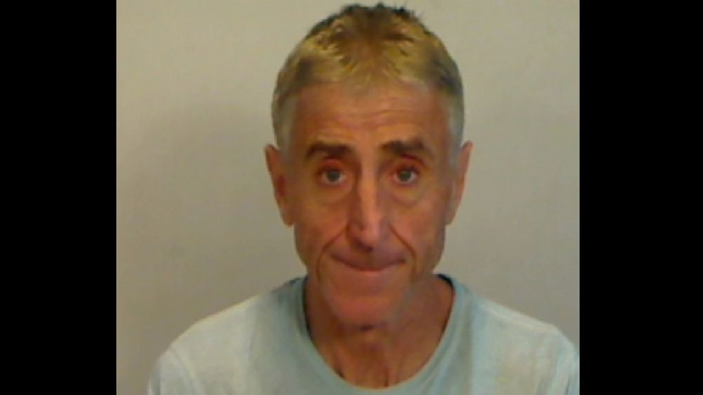 Andrew Lippi, 59, was accused of stealing about $300 worth of household goods from a Kmart in Key West, Florida.