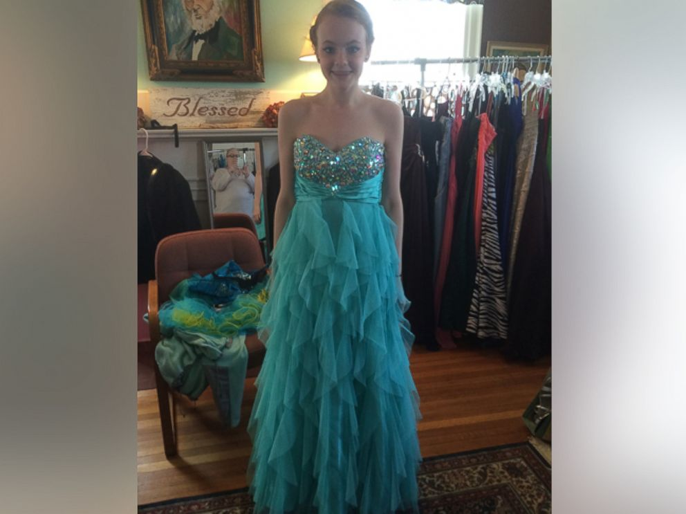 Burglary Prompts Strangers to Donate Prom Dresses to Shop Owner ...