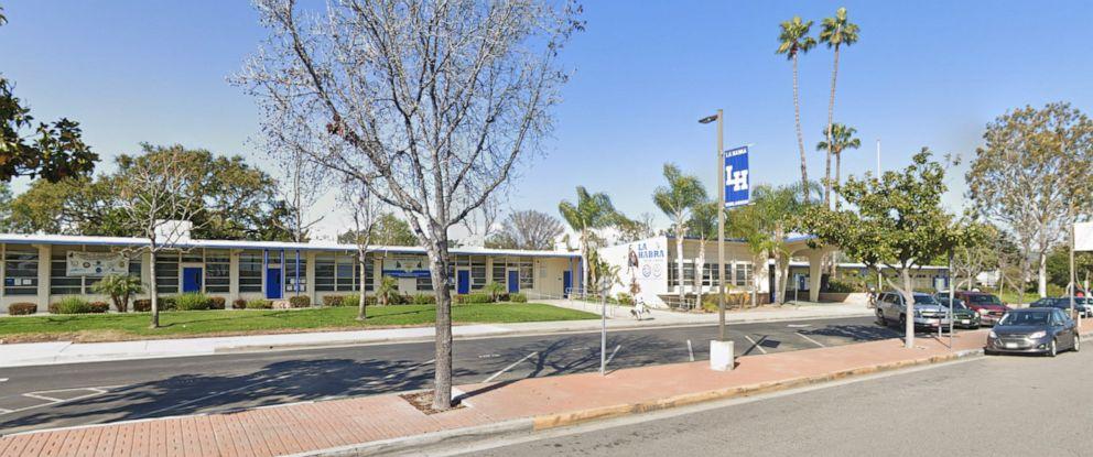 PHOTO: La Habra High School in La Habra, Calif.