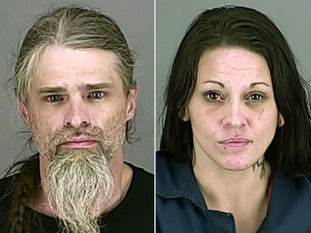 Photo Danny Hamby 39 And Toni Kenney 31 Were Arrested On
