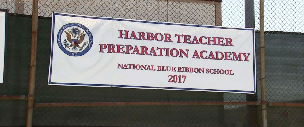 PHOTO: Harbor Teacher Preparation Academy, located in the Wilmington section of Los Angeles.