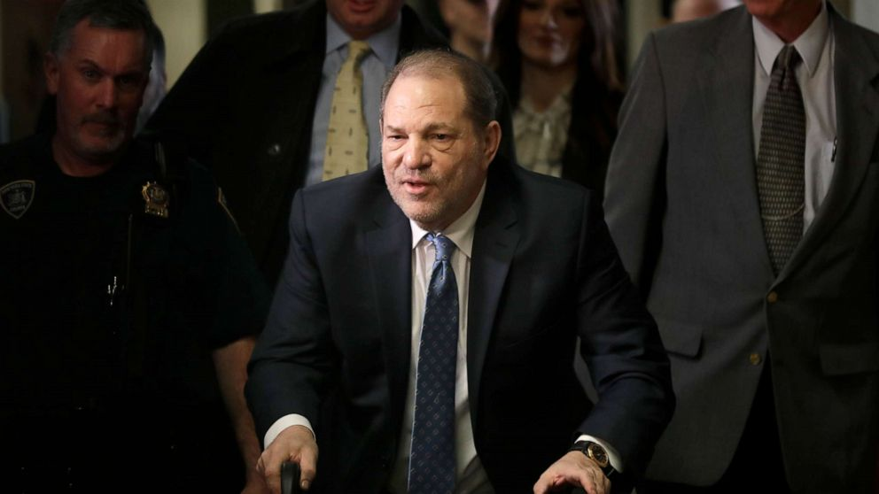 Harvey Weinstein's assets frozen by ex-wives thumbnail