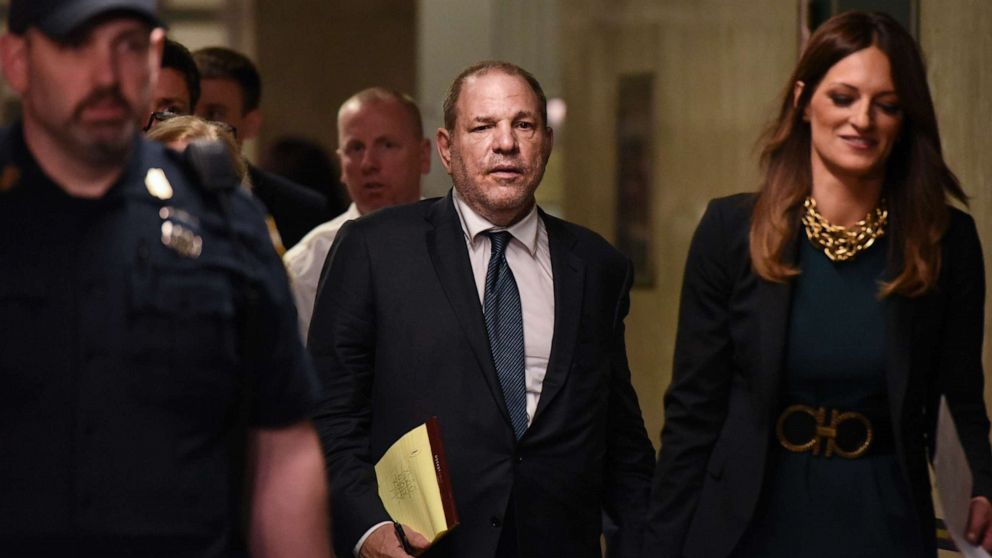 Harvey Weinstein's new lawyer says he was 'railroaded' by #MeToo movement thumbnail