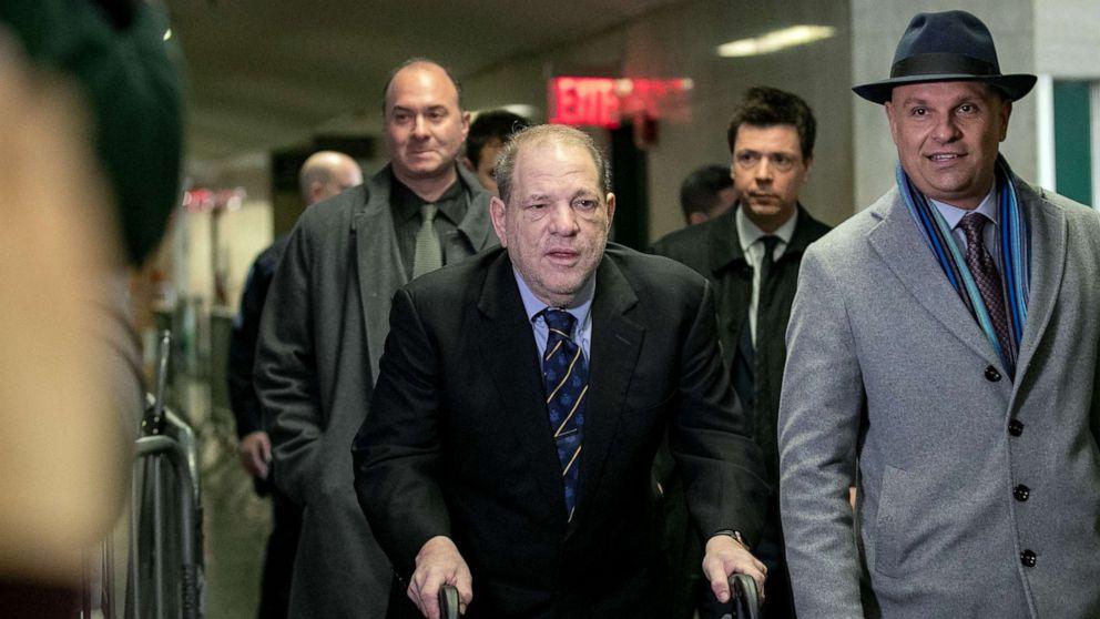 Expert Witness Details Rape Myths In Harvey Weinstein Case Abc News
