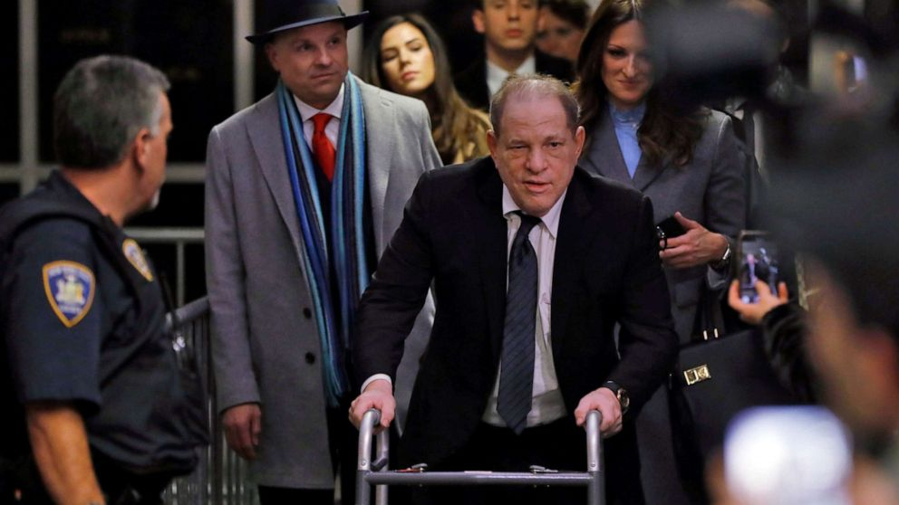 Weinstein試作開始起訴詳細は、防衛出しの請求のメールの愛