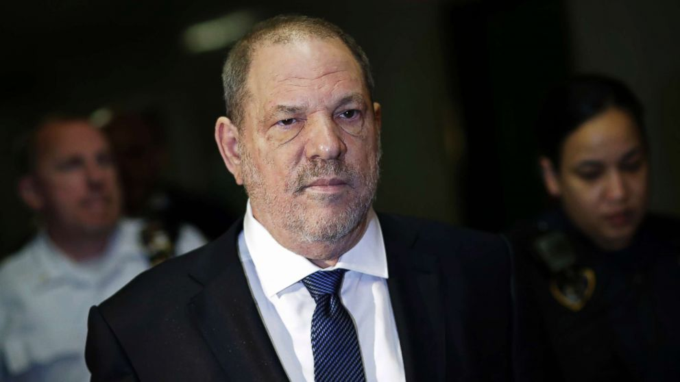 Judge scales back Weinstein suit, allows sex-traffic claim