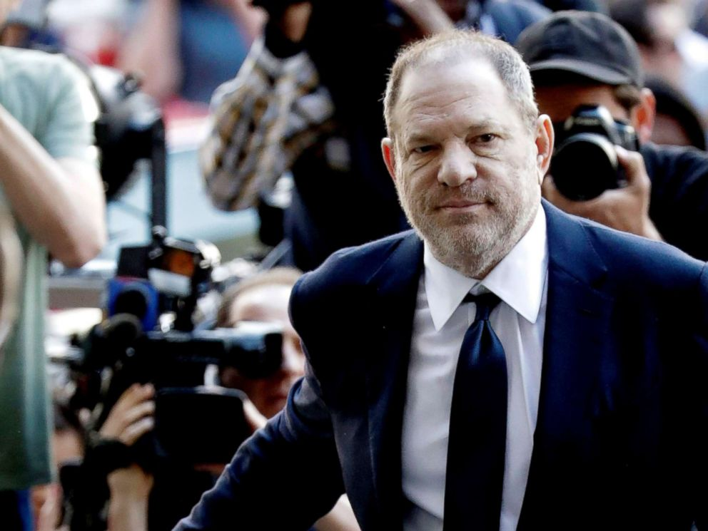 PHOTO: Harvey Weinstein arrives at New York Supreme Court, June 5, 2018, in New York City.