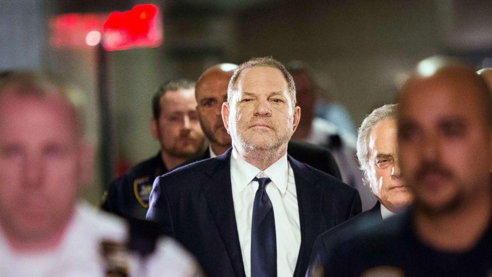 Harvey Weinstein arrives at New York Supreme Court, June 5, 2018, in New York City.