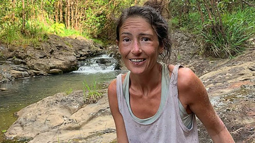 Yoga teacher found alive after going missing 2 weeks ago in Hawaii forest