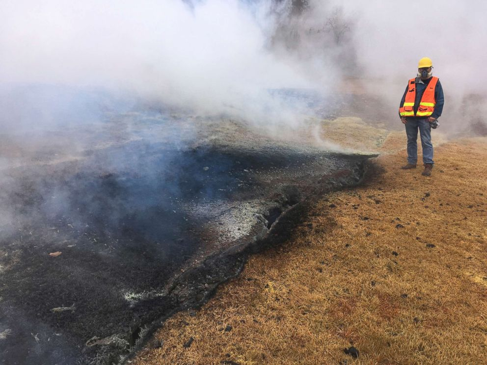 Explosive event possible at Hawaii volcano — Geologists