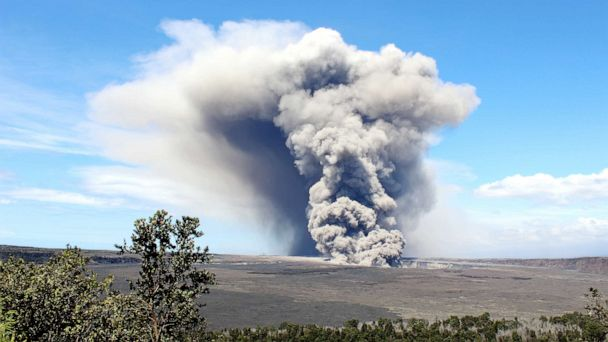 Volcanoes News & Videos - ABC News - ABC News