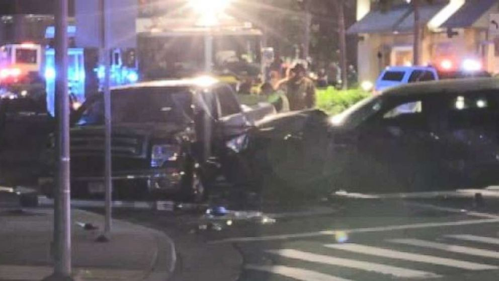 At least 3 killed, 5 seriously injured in pedestrian car