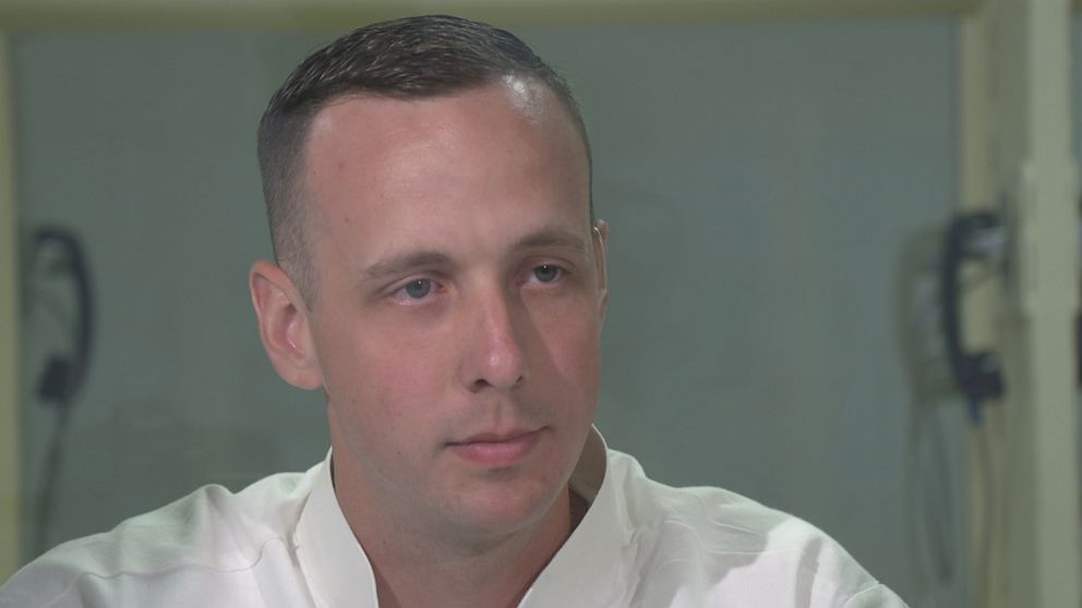 PHOTO: Hayden Catt says he's focusing on finishing his time behind bars and being a better person when he gets out. He has been denied parole twice and has three years left on his sentence.