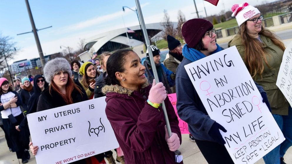 Abortion Ban Protests