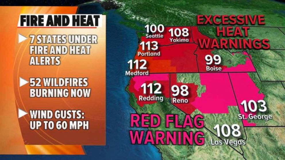 Pacific Northwest braces for historic heat wave, and experts say climate  change could be to blame - ABC News