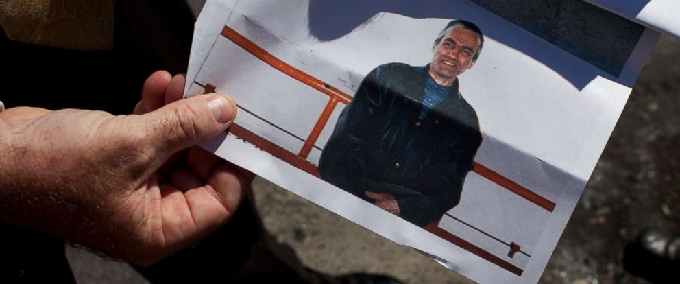 PHOTO: On September 11, 2001, there was one murder in the city unrelated to the terrorist attacks. Henryk Siwiak, a polish immigrant who got off on the wrong subway stop in Bed-Stuy, was gunned down on Albany Avenue.