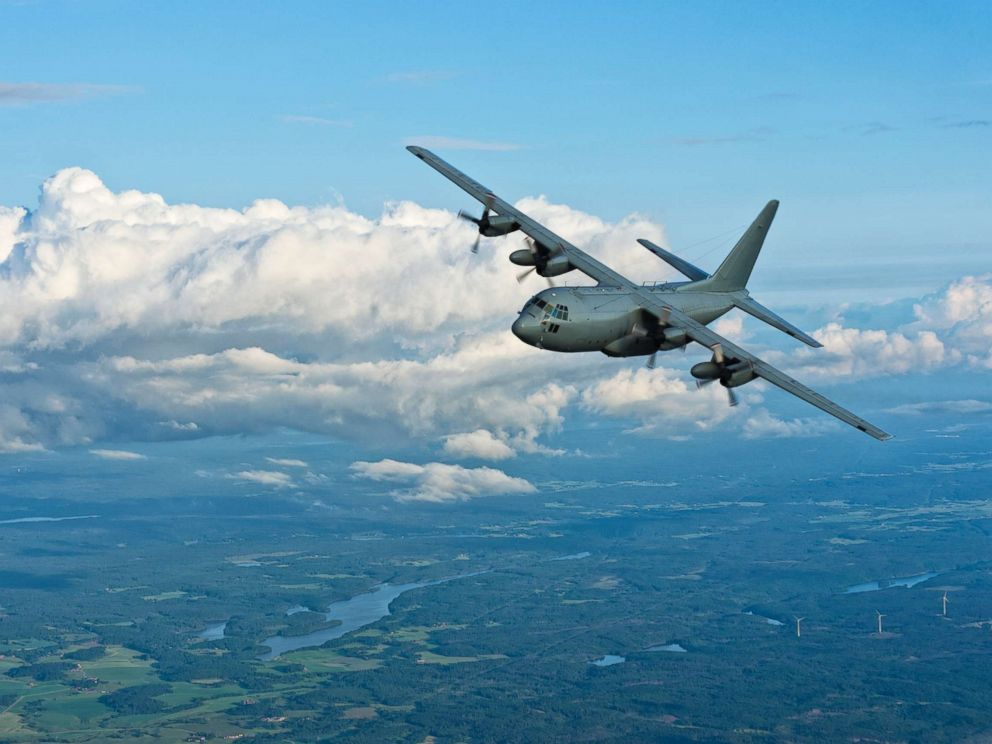 Chaff From Military Plane Likely Caused Mysterious Blip In Weather