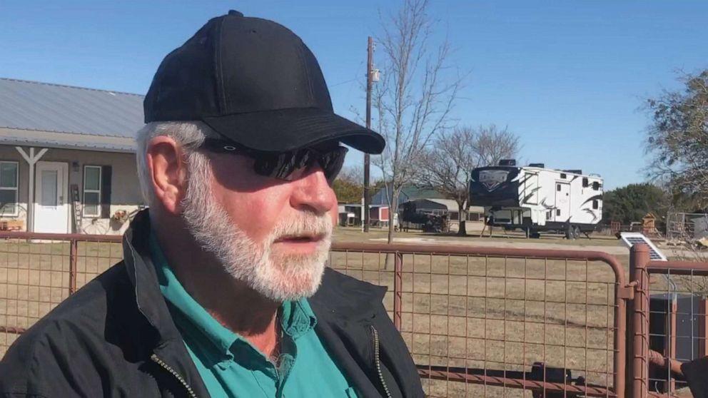 Gemeindemitglied, niedergeschossen Texas Kirche Schütze sagt, er ist kein held