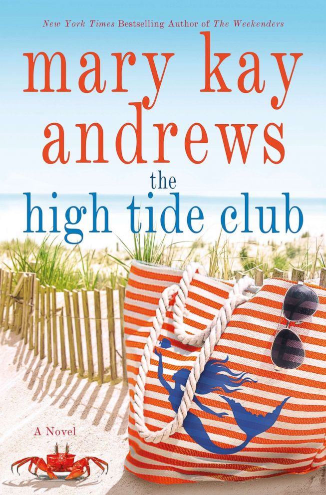 PHOTO: The High Tide Club by Mary Kay Andrews.