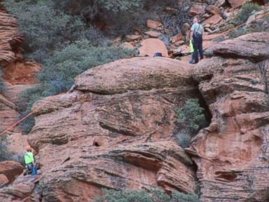 13-year-old boy falls to death climbing in state park