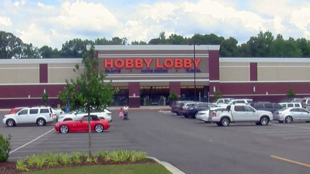Hobby Lobby in Trussville, Ala., where an African-American man claims employee racially profiled him called the police because he vaguely looked like a suspect in a check cashing scheme.
