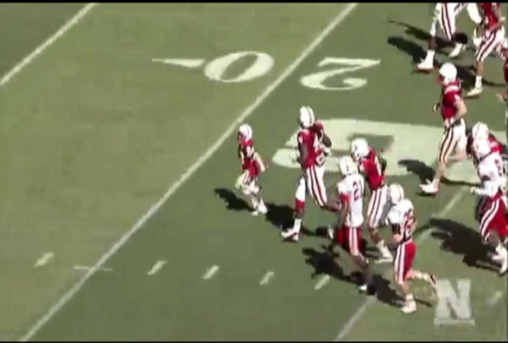 Boy Battling Cancer Who Gained Fame With Nebraska Touchdown Makes High School Team Abc News