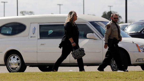 Funeral held for 9 members of same family killed in Texas church shooting