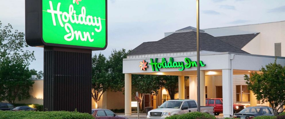 PHOTO: Holiday Inn is pictured in Dotham, Ala.