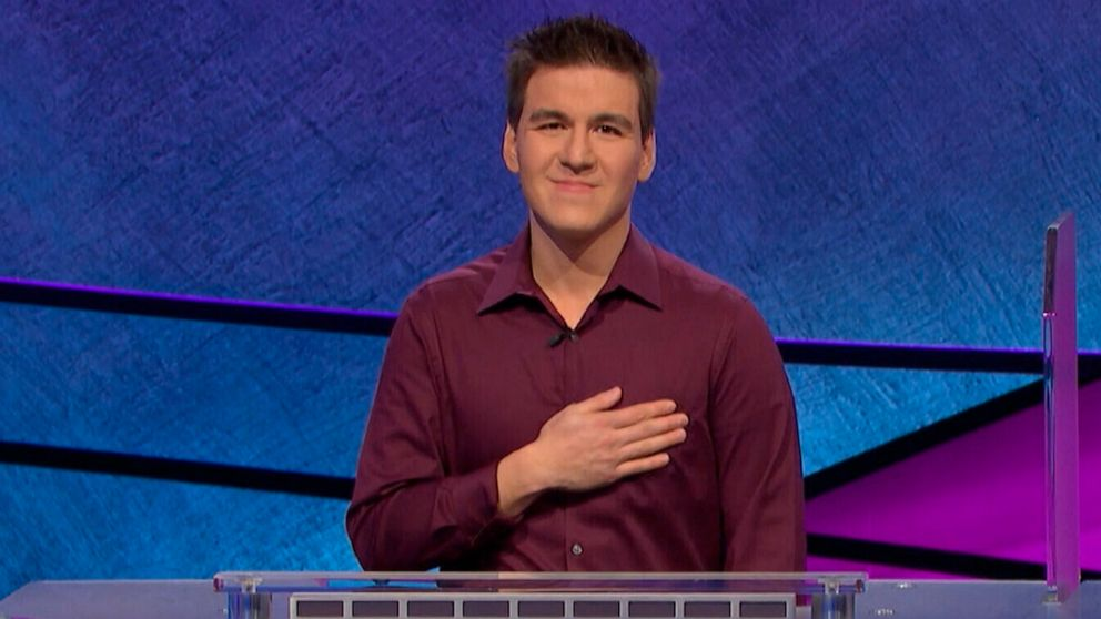 James Holzhauer, a professional gambler, wins record 1-day total of over $110,000 on 'Jeopardy!'
